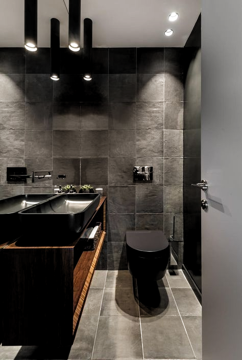 Photo of Neuestes Foto Zeitgenössisches Badezimmer Luxusstil Genießen Sie den Stil eines modernen …