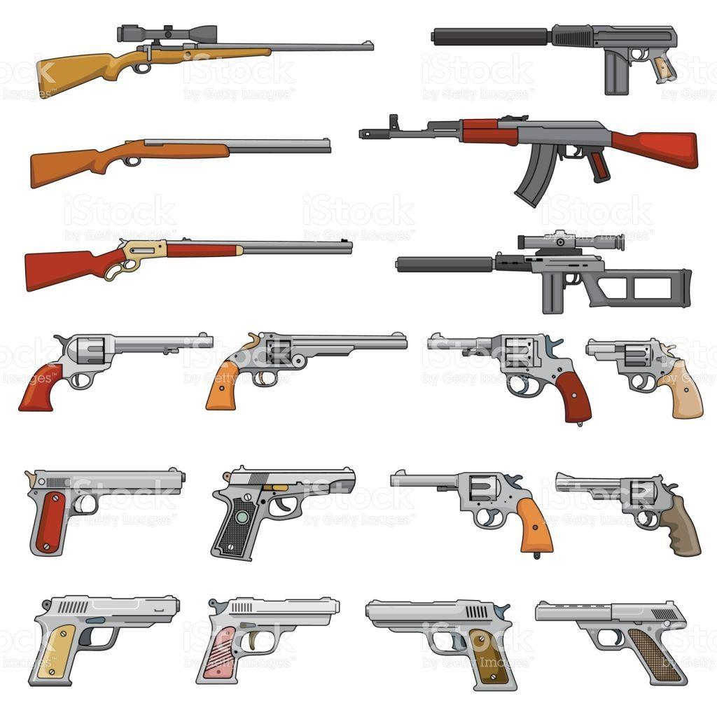 Résultat De Recherche D Images Pour Dessin Fusil Et Facile