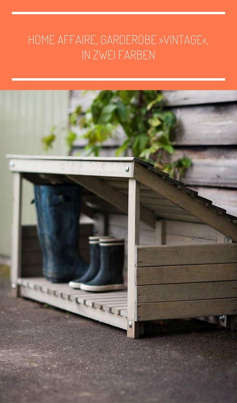 Photo of Stiefelablage | The Garden Shop #eingangsbereich haus ablage