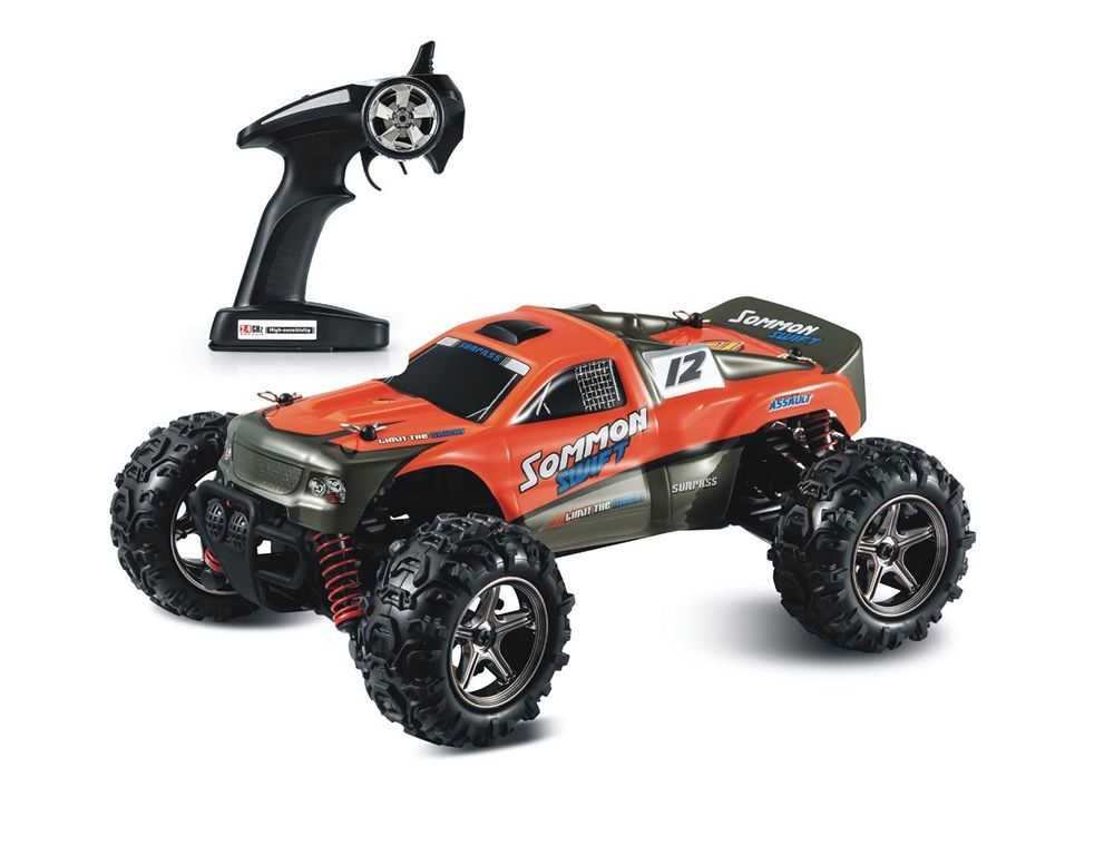 RC Car Toy Truck Buggy 4x4 Off Road Remote Control High
