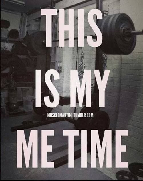 THIS IS MY ME TIME - Motivation Quote - MUSCLETRANSFORM