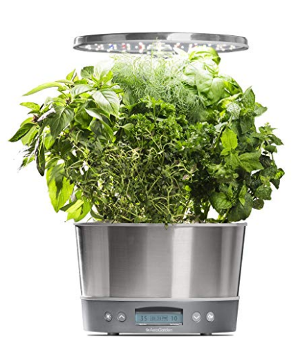 Smart Indoor Herb Garden Gourmet herbs, Aerogarden