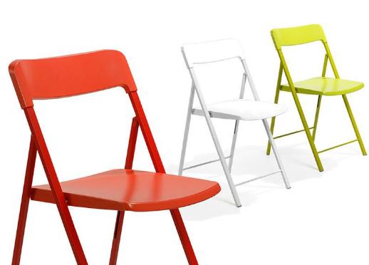 Le 5 migliori sedie pieghevoli | Sedie pieghevoli, Sedie