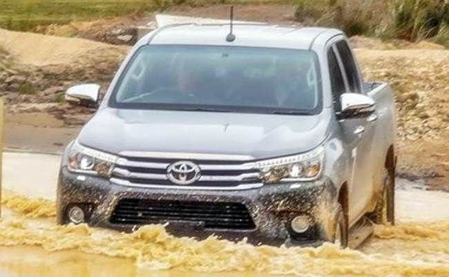 2018 Toyota Hilux Philippines Release Date