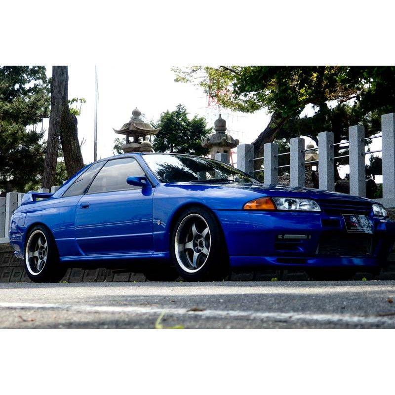 Nissan Skyline GTR for sale at JDM EXPO Japan. Import