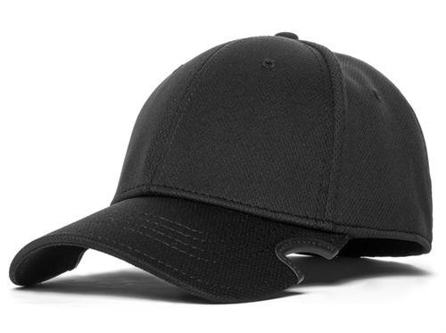 Notch Classic Fitted Hat Black Blank Notchgear Com Fitted Hats Fashion Sunglasses Classic Black