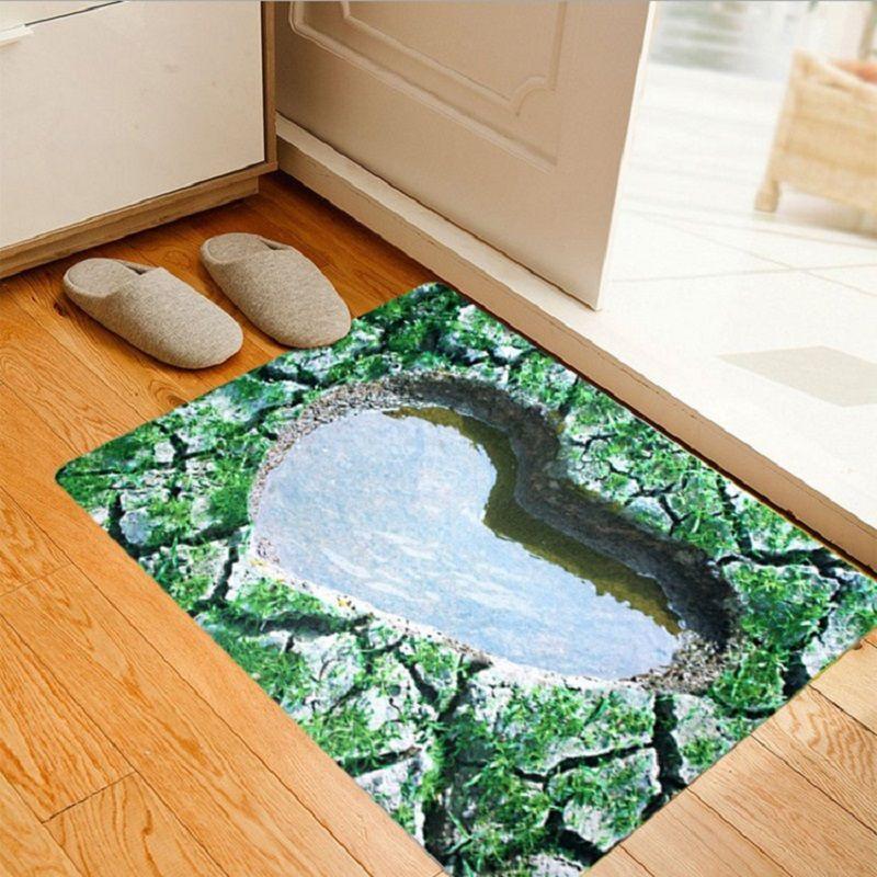 3d Mat Ultra Thin Carpet Scenic Rug For Living Room Outdoor Bedroom Floor Door 40x60cm Mat 3d Carpets And Rugs 3d Doormats Rug Living Room Mats Rug Styles Rugs