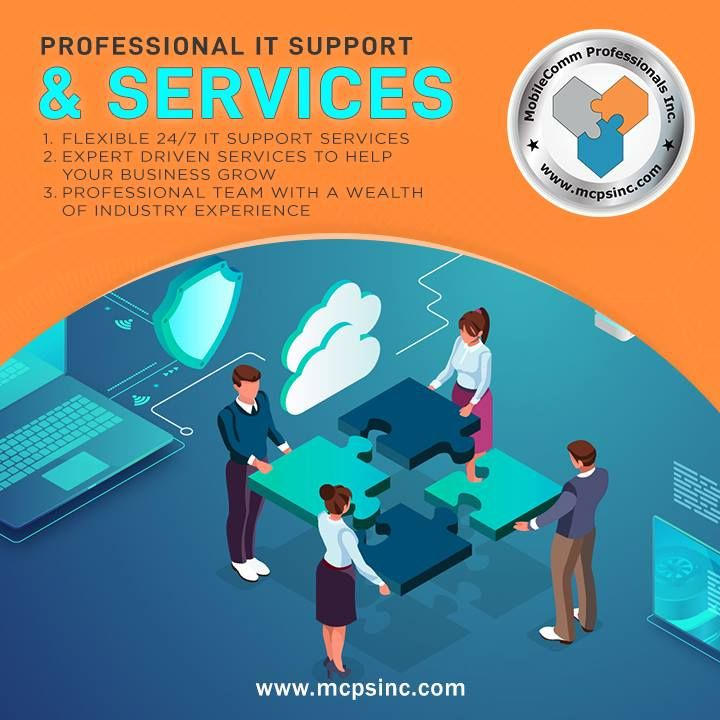 Do you require reliable professional it support services