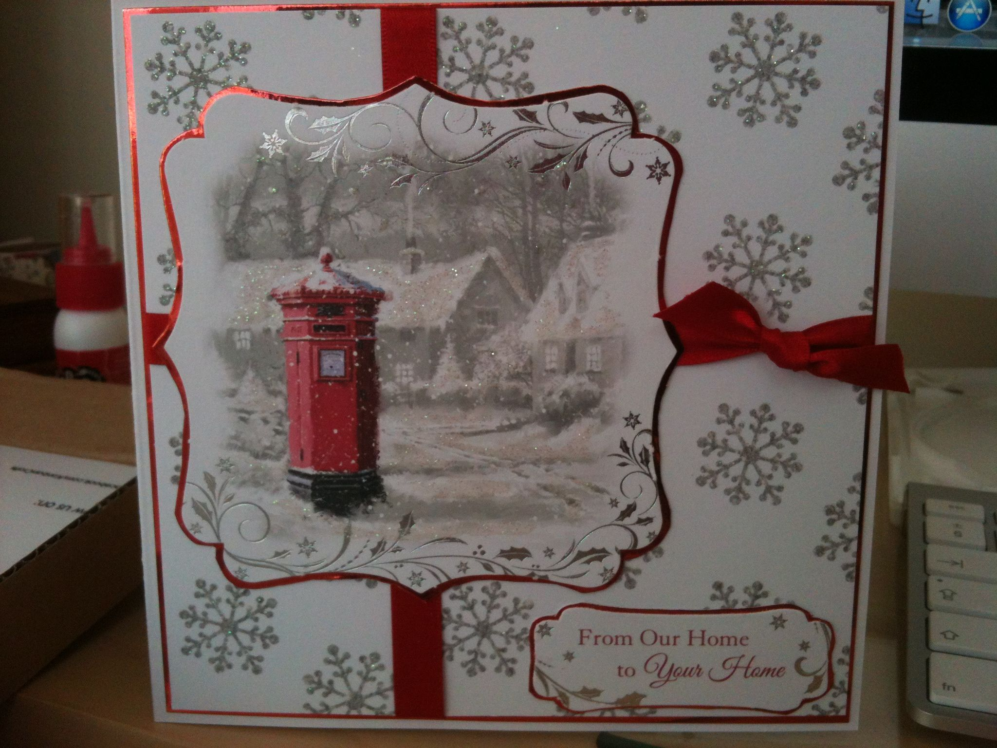 handmadetracey cotton  card sketches christmas cards