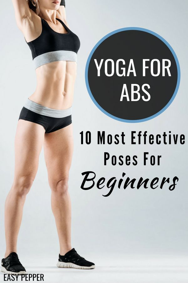 Yoga For Abs 10 Most Effective Poses Beginners
