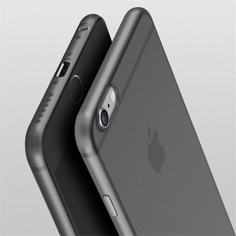 Color Phone Cases for iphone 7 Ultra Thin Colors PP Cover for Apple iphone 7 Plus 6 6S 6 Plus 6S Plus Flexibility Back Case