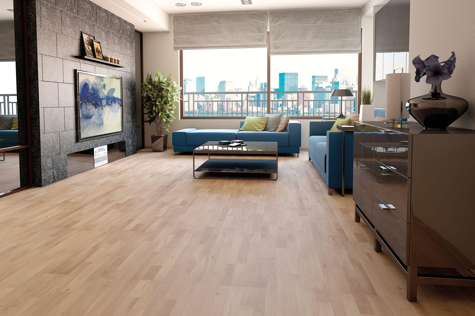 Loft Dark Grey Laminate Flooring Customer Fittings