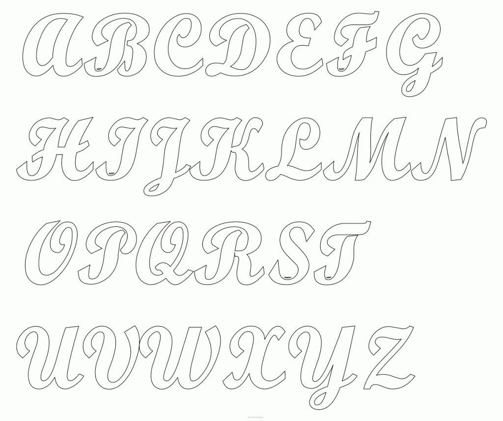 Fancy Letter Alphabet Heavy Clipart Letters Patterns Fancy