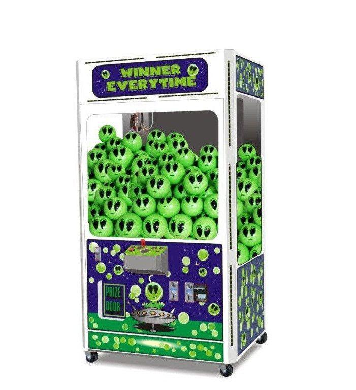 Alien Crane Claw Machine Vending Machines Claw Machine Claws
