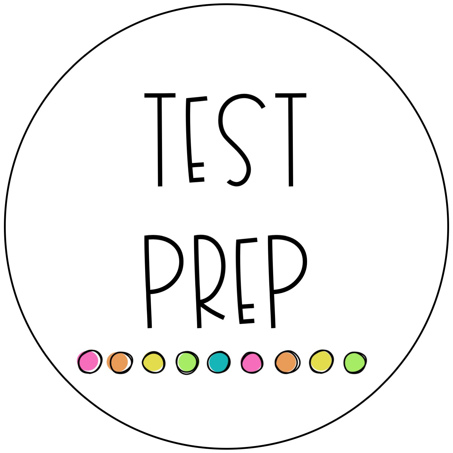Pin on Test Prep