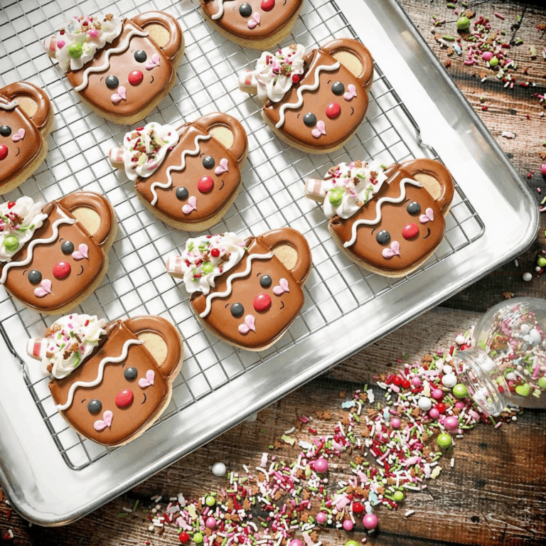 Cute Christmas Cookies [2019 Edition #easyroyalicingrecipe