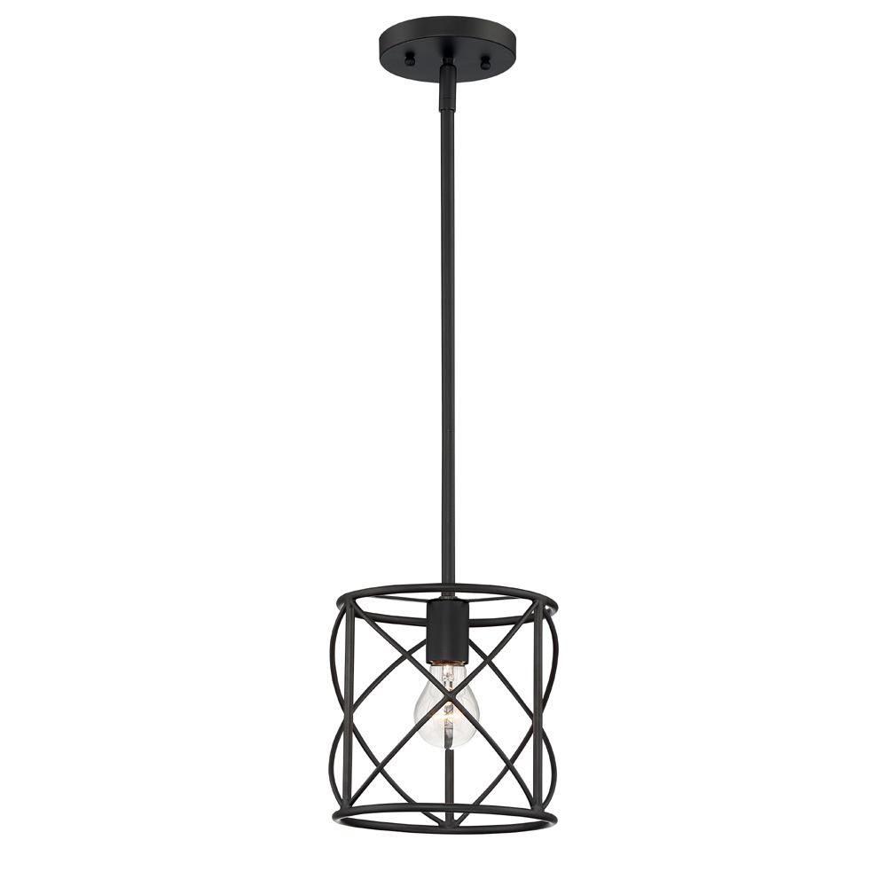 Cordelia Lighting 1 Light Satin Bronze Ceiling Mounted Pendant Light 2592 34 The Home Depot Pendant Light Light Satin Bronze Pendant Light