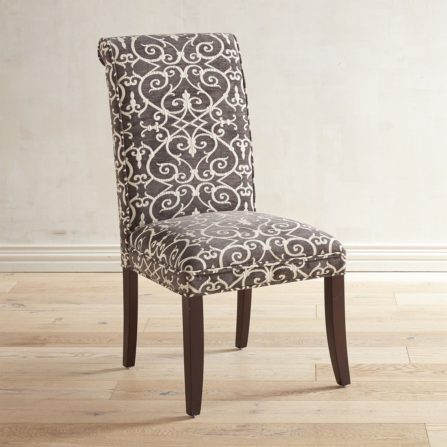 Dining room chairs pier one dining room design ideas dining room chairs pier one endearing angela graphite trellis dining chair products decorating inspiration dzzzfo