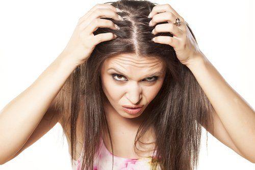 Cebolla para oscurecer el cabello