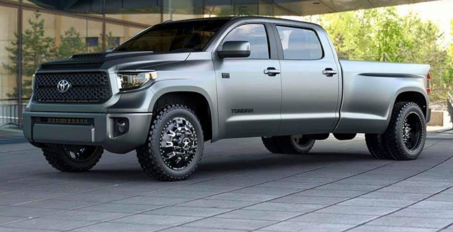 Toyota Concept Truck Diesel >> 2020 Toyota Tundra Dually Concept Toyota Tundra Concept
