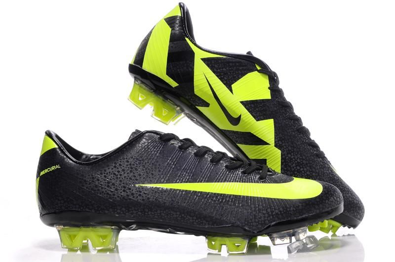 finest selection abc2f d9f9b Nike CR Mercurial Vapor Superfly III FG Safari - Black Volt Dark Shadow