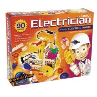 Teach Em Early Junior Electrician Kid S Electricity
