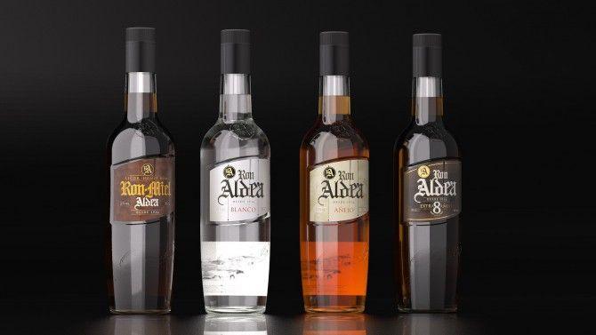"""#RonAldea y su nueva botella """"Ángela"""". #lapalma #canaryisland #IslasCanarias #Canarias #ron #rum"""