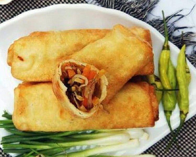 Tips Cara Membuat Lumpia Semarang Goreng Dan Basah Lengkap Dengan Resep Kulit Lumpa Dan Isi Rebung Sayur Kentang Ayam Udang Resep Lumpia Semarang Resep Kue