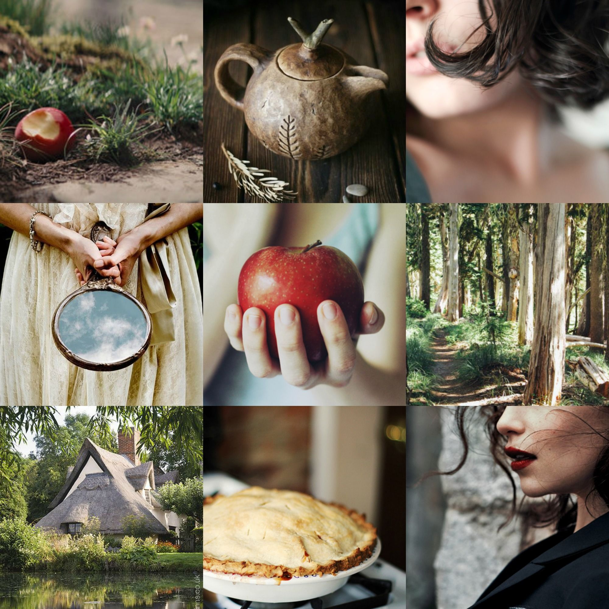 Disney Princess aesthetics #snowwhite