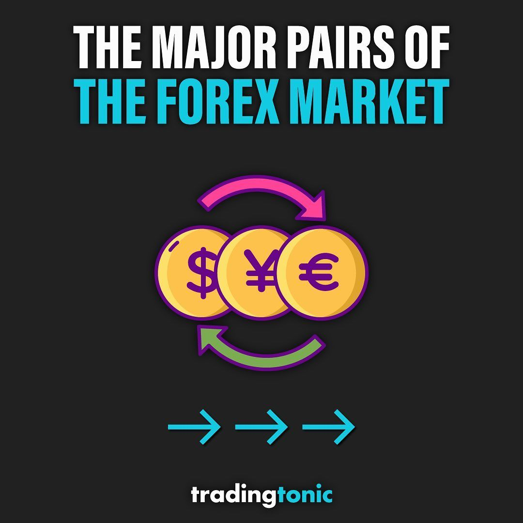 If You Don T Know What The Major Currency Pairs Are Then This Post