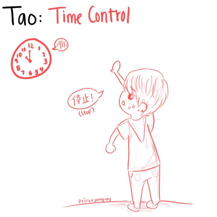Fanart-Tao : Time Control