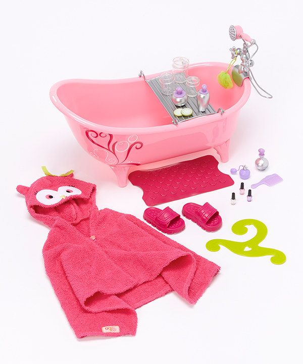 Look At This Be Relaxing Bathtub Set On Zulily Today