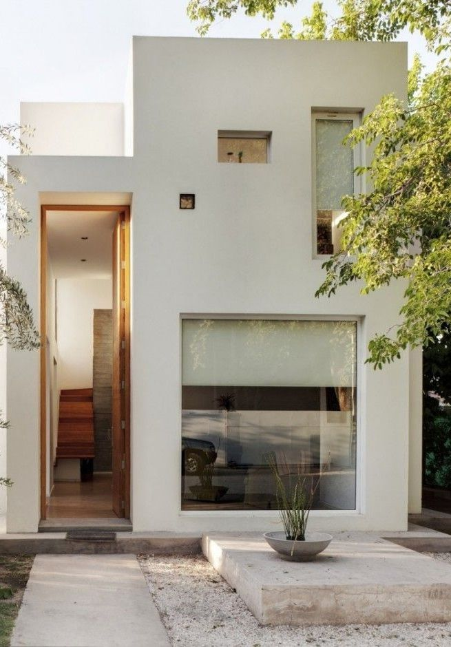 Modern Minimalist House Gallery - Home Design Ideas