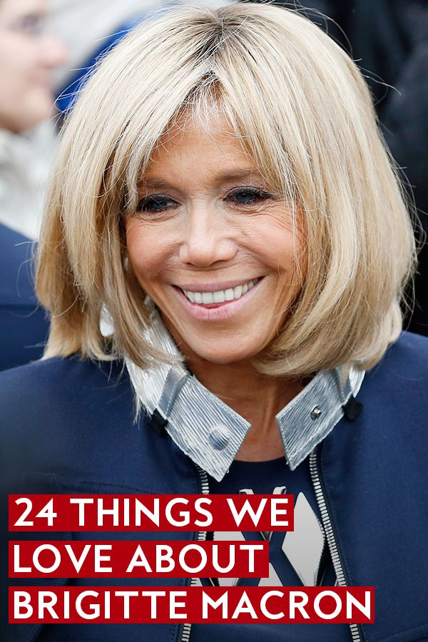12 Things To Know About Brigitte Macron French Women Style French First Lady French Women