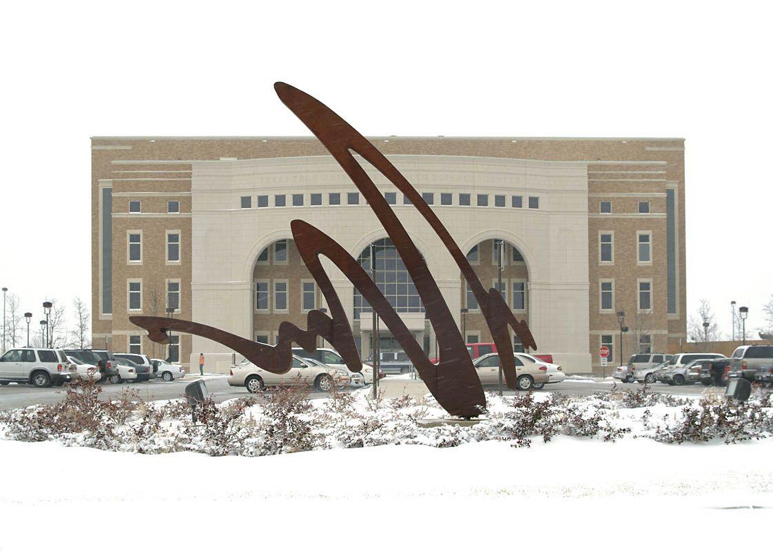 TTUHSC Amarillo   Public Art   Public art, Building, Opera house