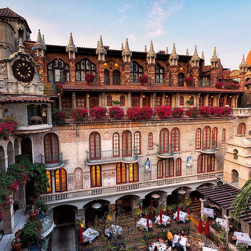 Conoce este gran hotel de estilo español a sólo unas horas de #LosAngeles