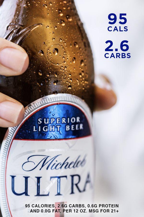 Pick The Beer That Fits Your Active Balanced Lifestyle Without Compromises Michelob Ultra Is Crisp Clean Refreshing With Beer Recipes Michelob Ultra Carbs