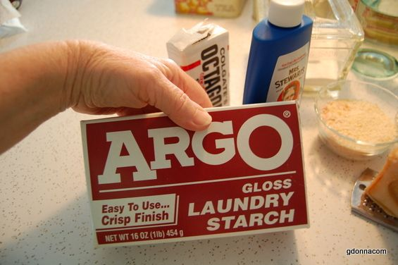Starching Laundry The Old Fashioned Way Page Two Living Like The Past Old Fashioned Old Things Housewifery