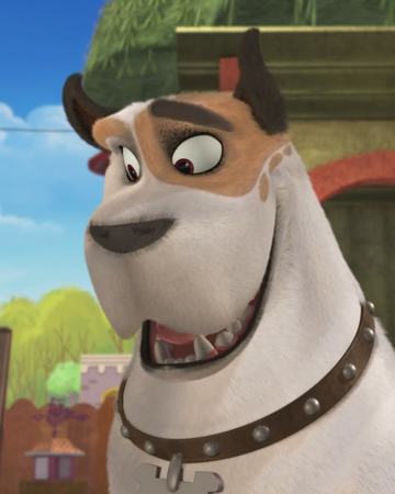 Bulworth Puppy Dog Pals Wiki Fandom Powered By Wikia Junkyard Dog Dogs And Puppies Disney Junior