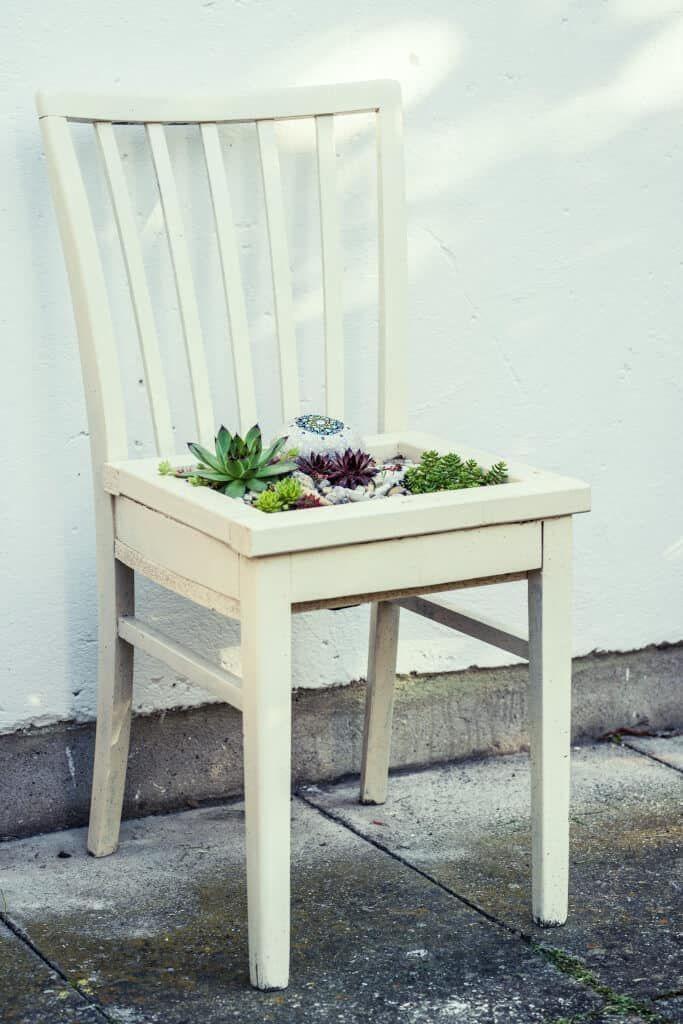 Gartendeko selber machen | 8 Deko-Ideen * Mach was Schönes