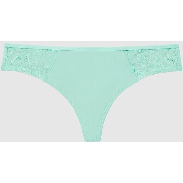 aa50967eac5 La Senza Thong Panty ( 8.13) ❤ liked on Polyvore featuring intimates