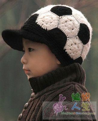 Gorro futbol | crochet pins | Pinterest | Muster, Handarbeiten und ...