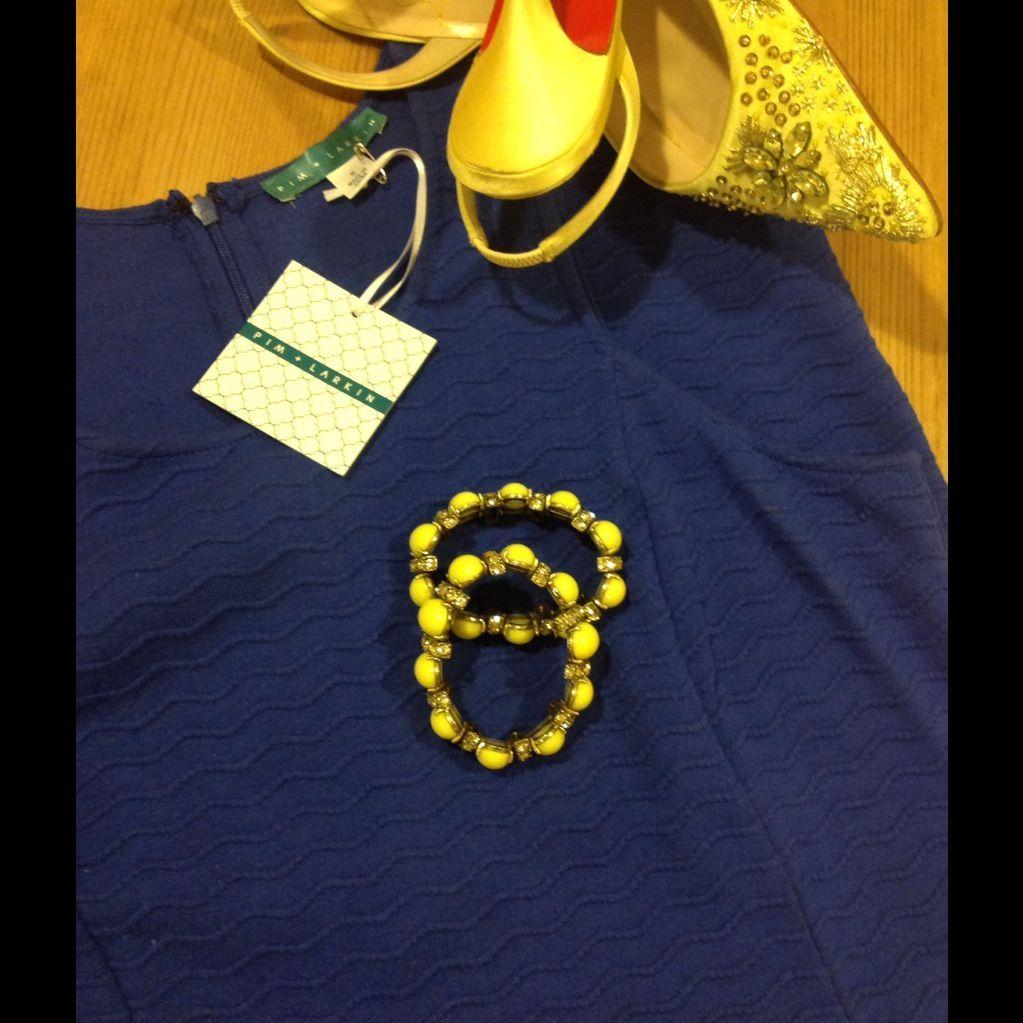 Nwt Cobalt Dress #cobaltdress Nwt Cobalt Dress #cobaltdress