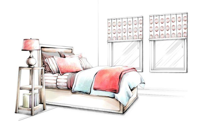Good Interior Designers Drawings Design