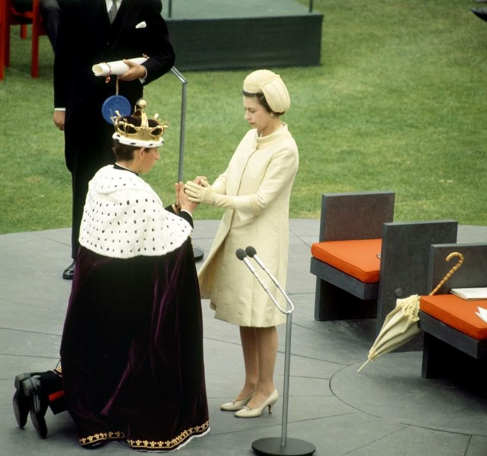 Investiture of the Prince of Wales