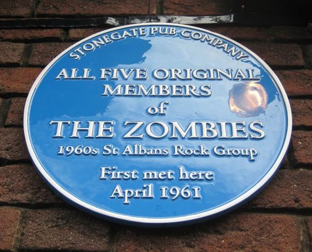 Plaque outside The Blacksmith Arms | Commemorative plaque, St ...