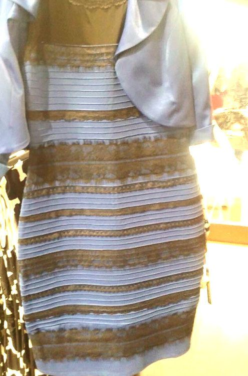 Blue and black dress buzzfeed