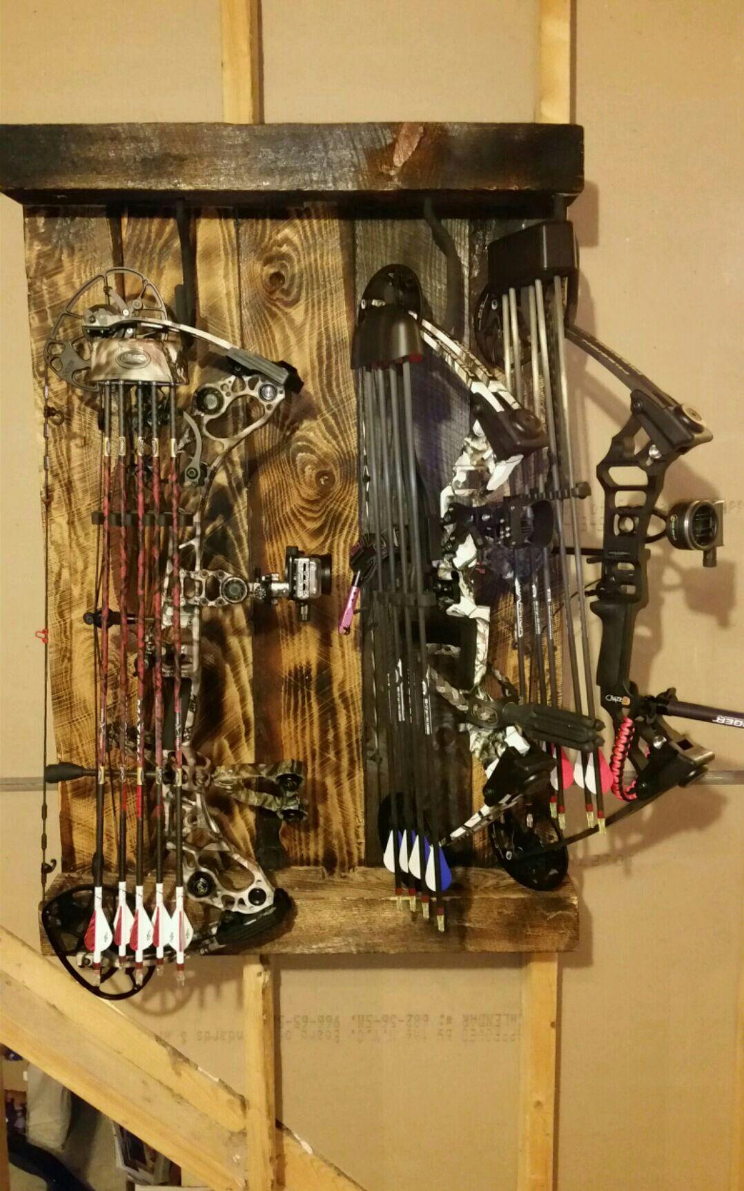 Red Neck Bow Rack Zac Pinterest Bow Rack Archery