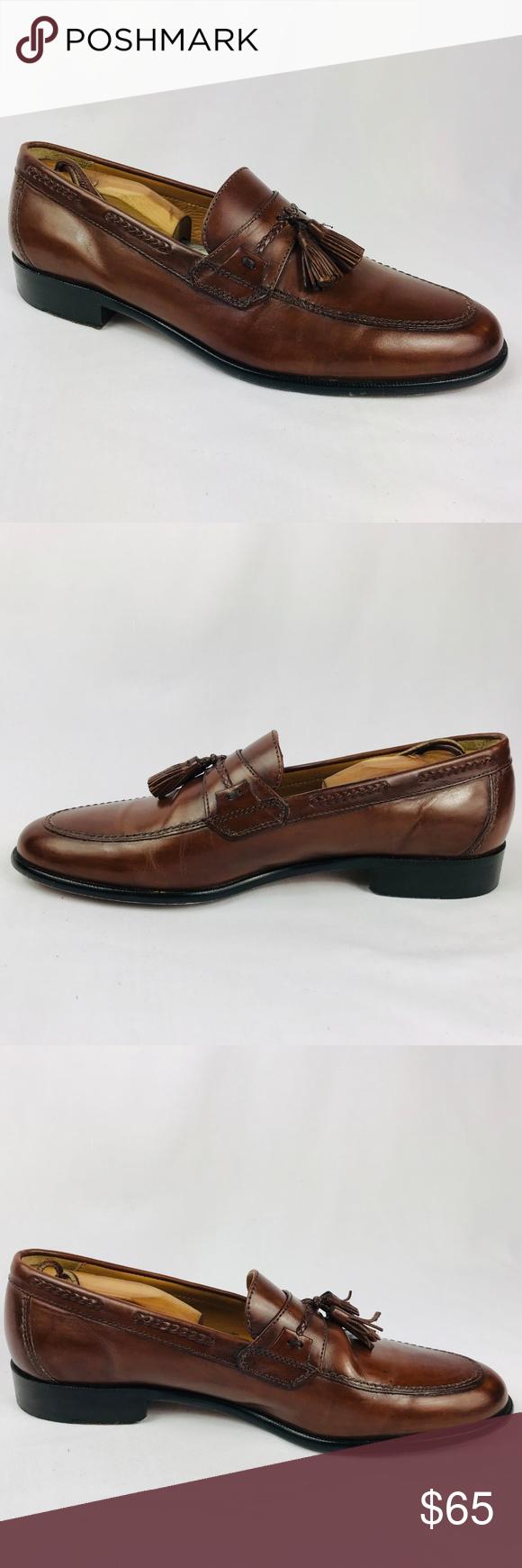 0d2ffb8daae Johnston   Murphy Stratton Tassel Loafer FINAL PRICE