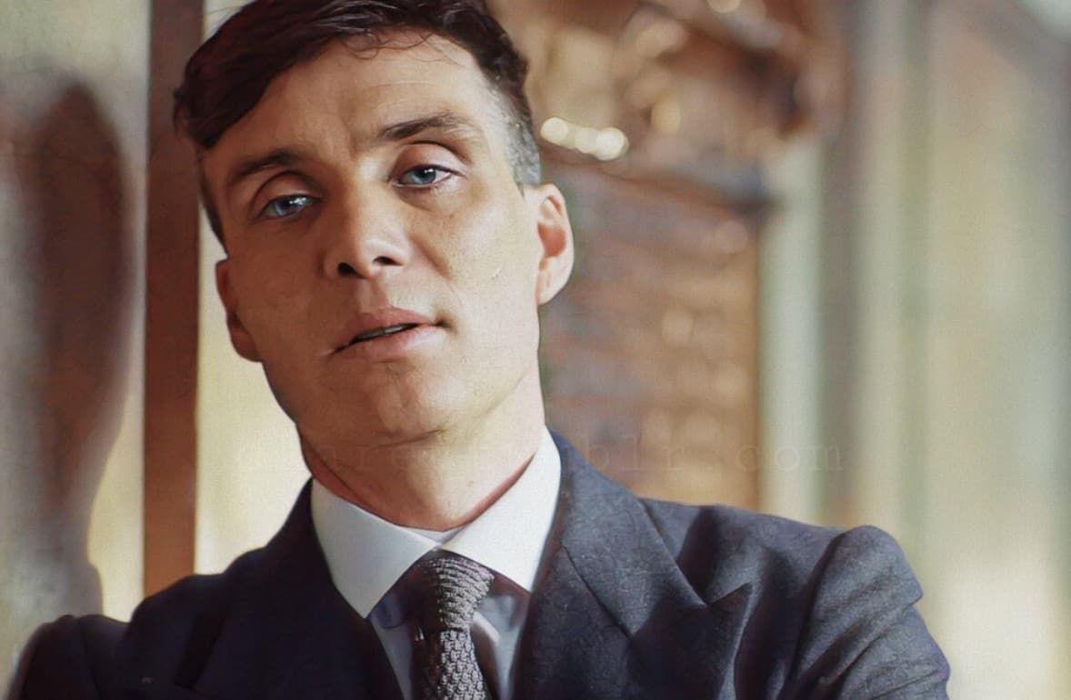 Cillian Murphy as Thomas Shelby in Peaky Blinders ♾ (2020 ...